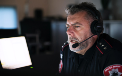 SMS-to-Video is now standard equipment in 12 Norwegian fire emergency call centres